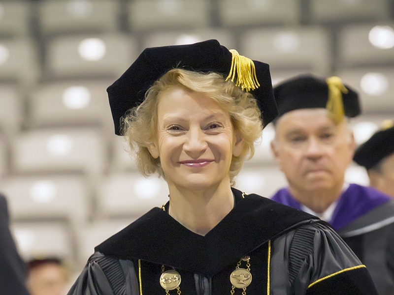 Messages from Chancellor Sheri N. Everts